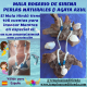 MALA DE SIRENA DE PERLAS NATURALES & ÁGATA AZUL