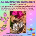 CUARZO MAESTRO GENERADOR - MODELO B