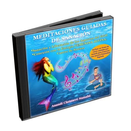 CD de Meditaciones Guiadas de Sanación