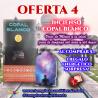 OFERTA INCIENSO COPAL BLANCO CADA UNIDAD 2€ Y COMPRANDO 5 + 1 REGALO ENERGÉTICO SORPRESA!!
