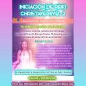 CURSO INICIACIÓN REIKI CHRISTAVÉ NIVEL 2 - PRESENCIAL