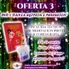 """OFERTA DVD 2 """"DANZA EGIPCIA & PERCUSIÓN"""" AL LLEVARTE LOS 2 DVDs DE REGALO 1 PRENDA DE DANZA"""