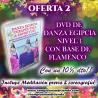 "OFERTA DVD 1 ""DANZA EGIPCIA NIVEL 1 CON BASE DE FLAMENCO"" AL 10% DE DTO!!"