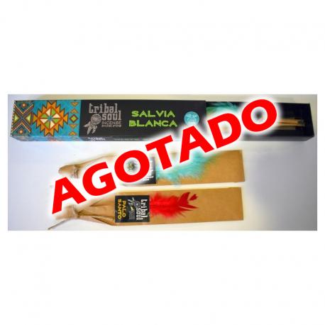 INCIENSO TULASI DE SALVIA BLANCA