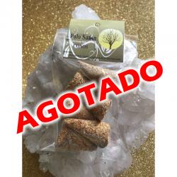 CONOS DE PALO SANTO - INCIENSO NATURAL