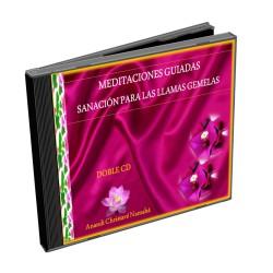 CD de Meditaciones Guiadas para la Sanación de las Llamas Gemelas