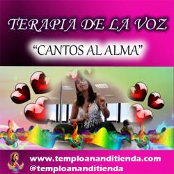 """NUEVA TERAPIA DE LA VOZ """"CANTOS AL ALMA"""""""