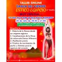 TALLER DE DANZA DEL VIENTRE ESTILO EGIPCIO (2ª PARTE)