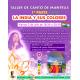 OFERTA ESPECIAL TALLERES MES DE JULIO: TALLERES DE CANTO DE MANTRAS Y DE DANZA DEL VIENTRE EGIPCIA