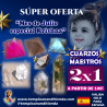 "SÚPER OFERTA CUARZOS MAESTROS 2X1 A PARTIR DE 10€ ""MES DE JULIO ESPECIAL KRISHNA"""