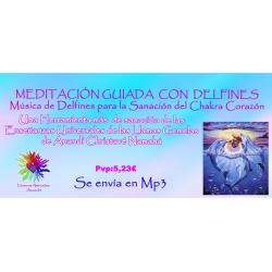 MEDITACIÓN GUIADA CON DELFINES - MP3