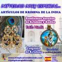 ESPECIAL ARTÍCULOS DE KRISHNA DE LA INDIA