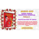 DVD DANZA EGIPCIA TERAPÉUTICA Y ESPIRITUAL Nivel 2 - PERCUSIÓN CADERAS