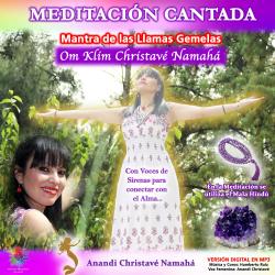 MEDITACIÓN CANTADA MANTRA DE LAS LLAMAS GEMELAS - OM KLIM CHRISTAVÉ NAMAHÁ