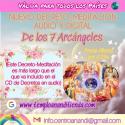 VERSIÓN DIGITAL MP3 - DECRETO MEDITACIÓN DE LOS 7 ARCÁNGELES