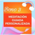 BONO 3 MEDITACIÓN PERSONALIZADA