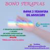 BONO DE 3 TERAPIAS DE SANACIÓN: 2 TERAPIAS REGRESIVAS + 1 SESIÓN DE REIKI CHRISTAVÉ DE PREPARACIÓN PRE-REGRESIÓN ONLINE