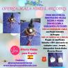 OFERTA MALA HINDÚ ARCO IRIS DE 108 CUENTAS