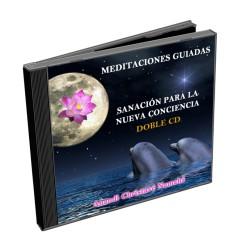 VERSIÓN DIGITAL MP3 - CD DOBLE MEDITACIONES GUIADAS DE SANACIÓN PARA LA NUEVA CONCIENCIA