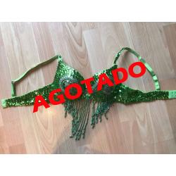SUJETADOR / CORPIÑO DE DANZA